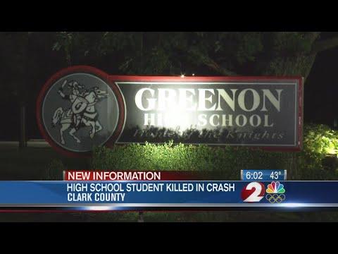 Greenon Schools close after fatal car crash