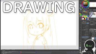 🔴[Nicca]Drawing - Animate