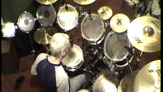 Equinoxe part 5 from Jean Michel Jarre - Drum Cover