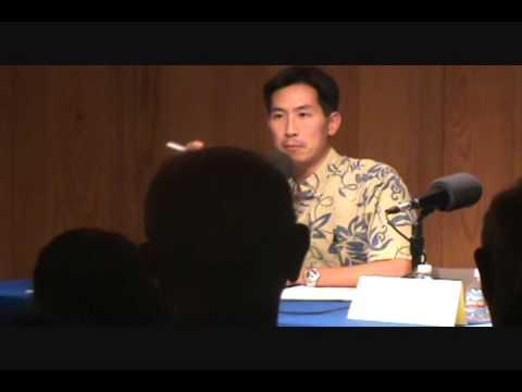 HI-01; March 15, 2010, Charles Djou, HPR Debate, part 5 of 11.wmv