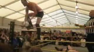 awf australian wrestling federation supanova melbourne 18 4 2010