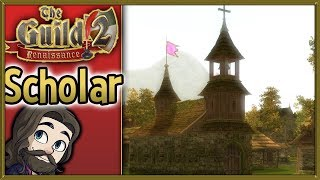Video How To Play The Guild II: Renaissance - The Scholar - Strategy Guide download MP3, 3GP, MP4, WEBM, AVI, FLV Januari 2018