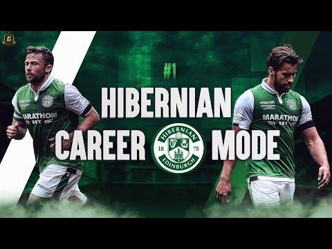 FIFA 20 Hibernian Career Mode EP1- £5m+ Major Signing - The Return Of Leigh Griffiths ?