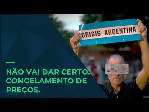 Não vai dar certo. Argentina vai congelar preços.