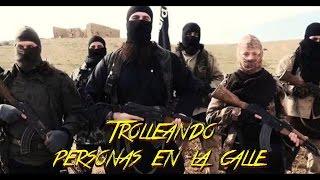 ISIS Amenaza a Bolivia con Bombardear su Mar//EXPERIMENTO SOCIAL//SIENDOTROLL