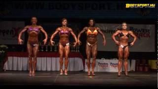 Bodysport Kupa 2011 - NAC & WABBA Kvalifikáció - Fitness Figure