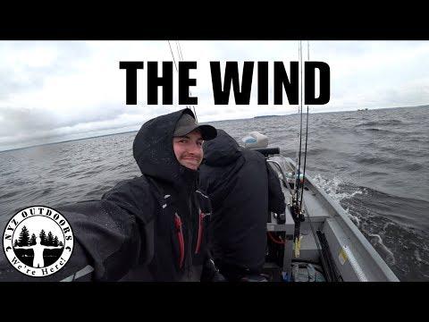 Lake Oneida Fishing | THE WIND