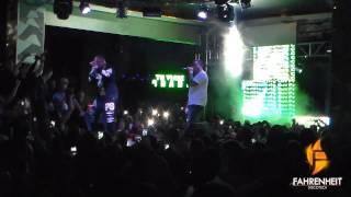 Ñengo flow - Alucinando, Concierto Discoteca Fahrenheit Party Class