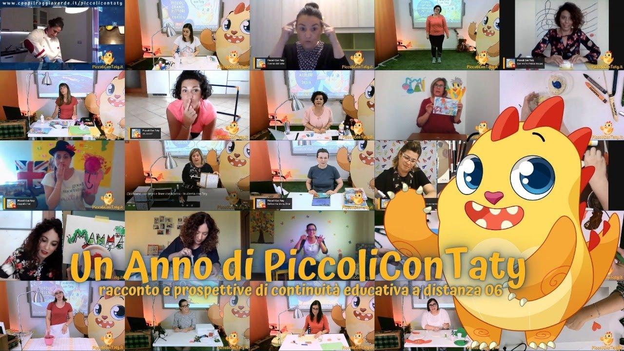 Un anno di PiccoliConTaty
