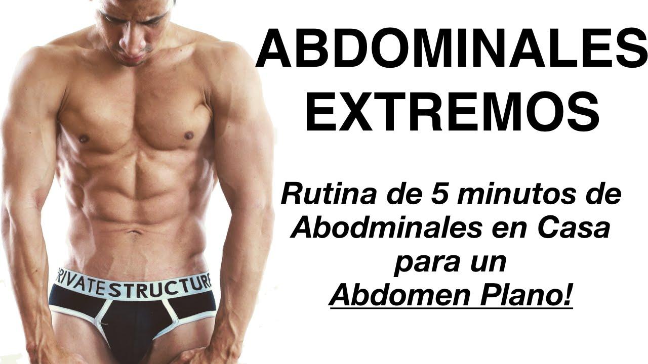 cual es el mejor ejercicio para sacar abdominales