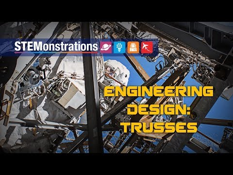 STEMonstrations: Engineering Design - Trusses