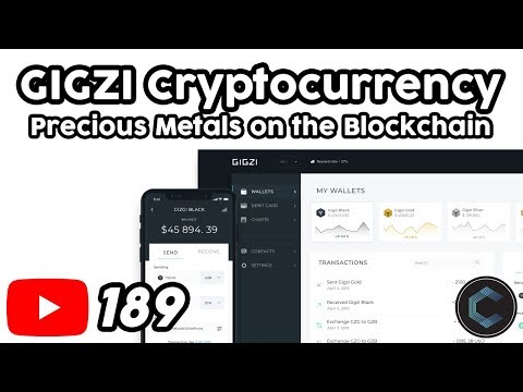 GIGZI Independent Wealth Management | Stable Coins For Gold, Silver And Platinum