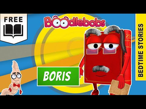 Story Books for Kid 2019 - BoodleBobs Boris [EP-04] Childrens Stories