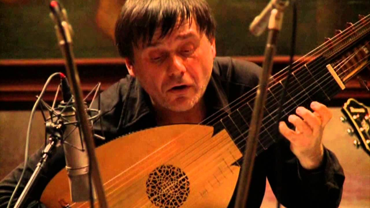 Edin Karamazov (Lute) - Leo Brouwer - An idea. Passacaglia for Eli