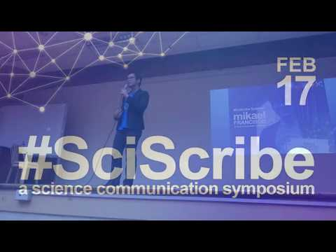 SciScribe: Mikael Francisco on What Makes a Good Science Story