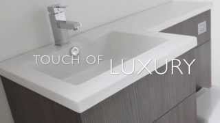 Aquatrend Petite Designer Bathroom Furniture - Designer Bathroom Concepts