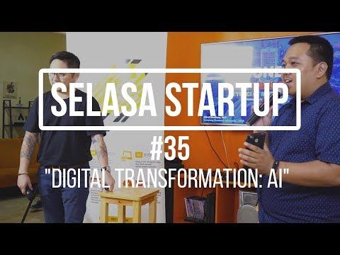 Menyimak Tren Teknologi 2019 di Indonesia | Selasa Startup #35