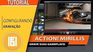 Tutorial-Configurando o Action!