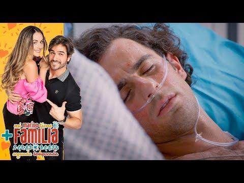 ¡Gabriel muere en el parto de sus hijos! | Mi marido tiene más familia - Televisa