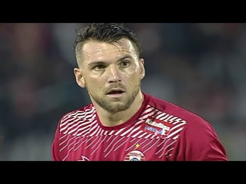 Piala Presiden 2018: Goal Marko Simic PSMS Medan (0) vs Persija Jakarta (1)