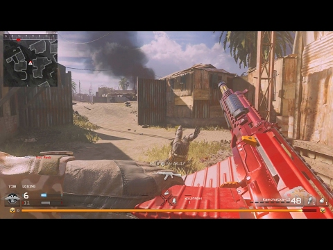 MWR KAMCHATKA-12 FFA Gameplay! THIS THING IS INSANE!