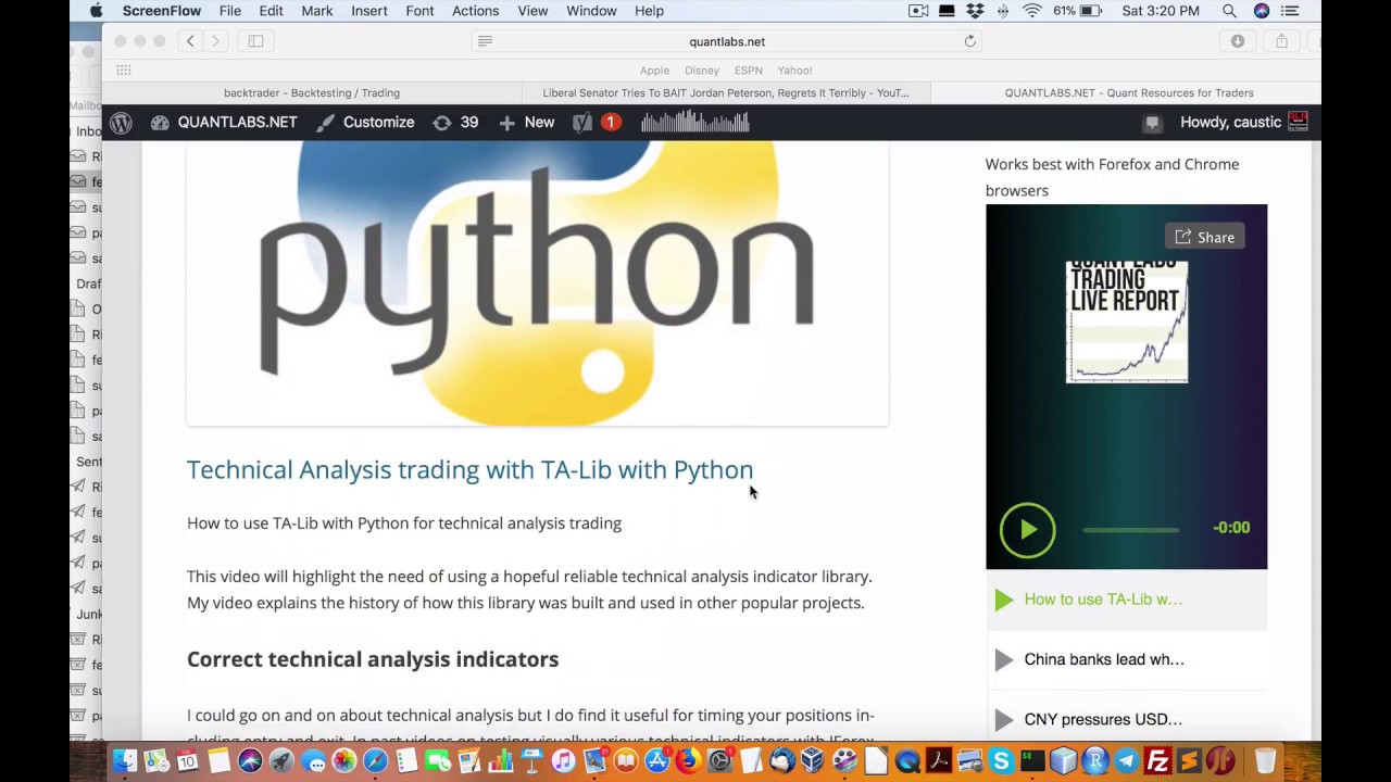 Why ccxt in Python for Bitcoin crypto currency bot development over  Javascript PHP