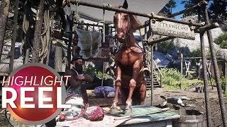 Highlight Reel #501 - Red Dead Butcher Looks Different Today