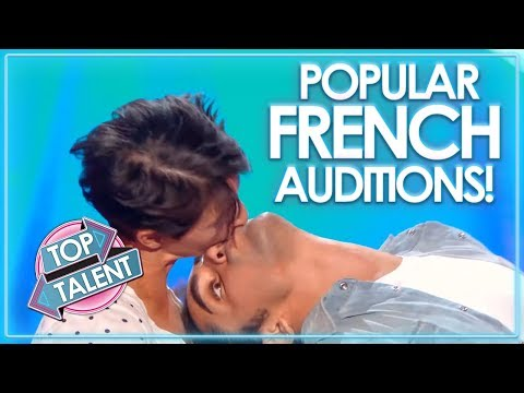 France's Got Talent 2018 - MOST VIEWED AUDITIONS! | Top Talent