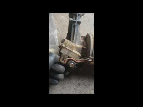 Land Rover Defender Wiper Motor