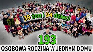 Prawie 200 osobowa rodzina mieszka w jednym domu. Dlaczego?