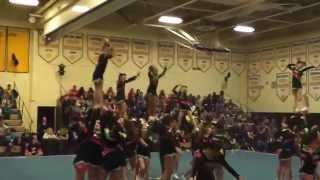 HCA Cheerleading Team  Bayonne NJ.