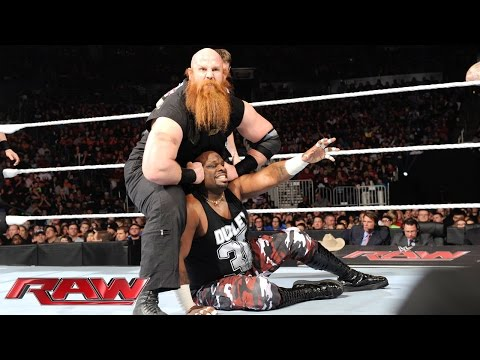 Ryback & The Dudley Boyz vs. The Wyatt...