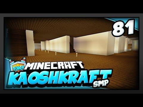 KaoshKraft SMP - NEW LAYOUT - EP81 (Minecraft SMP)