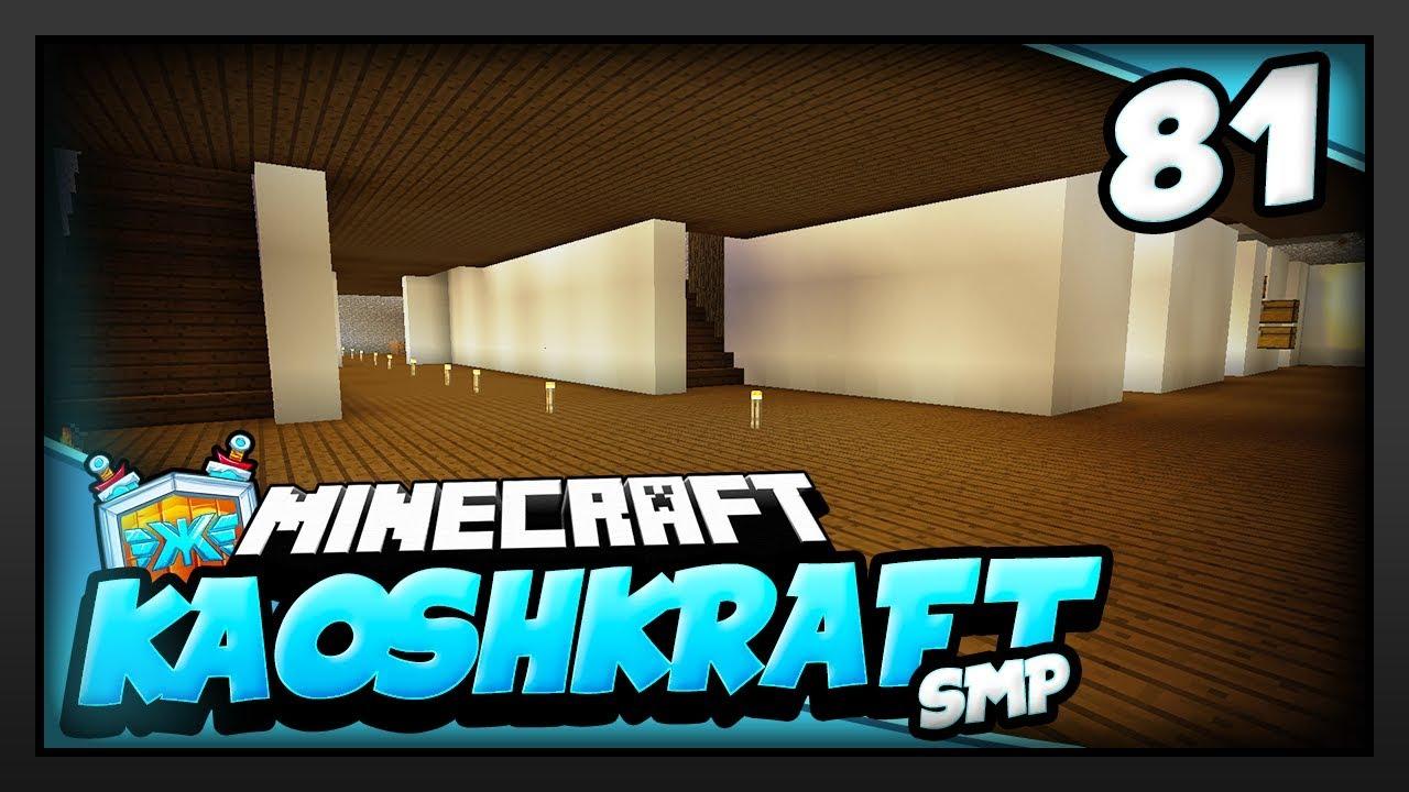 Kaoshkraft Smp  New Layout  Ep81 (minecraft Smp)  Youtube