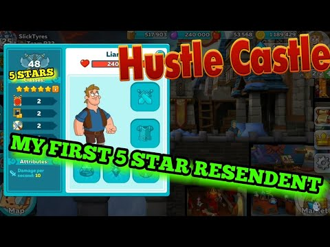 MY FIRST 5 STAR DWELLER! (Hustle Castle)