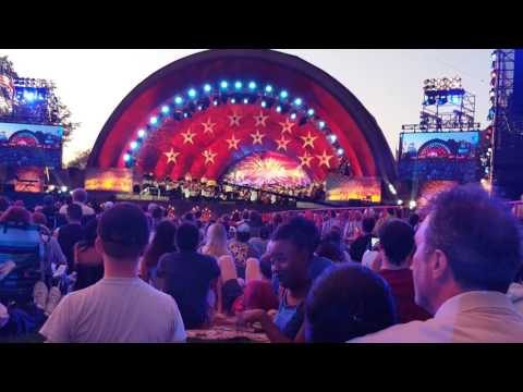 1812 Overture| Boston Pops Firework Spectacular 2016