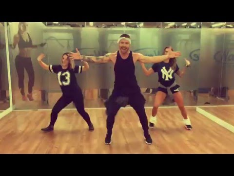 Baddest Girl in Town - Pitbull feat Mohombi & Wisin - Marlon Alves Dance MAs