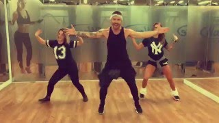 Baddest Girl in Town - Pitbull (feat. Mohombi & Wisin) - Marlon Alves Dance MAs