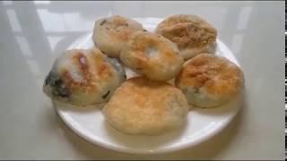 BÁNH HẸ - Cách làm bánh hẹ ngon tuyệt!