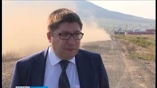 Новий метод ремонту доріг застосовують в Анадирі