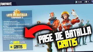 HOW TO GET THE BATTLE PASS 3 TOTALMETE FREE!!! (PS4, XBOX & PC) Fortnite: Battle Royale
