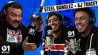 Steel Banglez & AJ Tracey Talk about Beats & Verse Fees