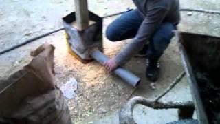 صنع علبة تدفأة يدويا  (( صناعة سورية )) 100%