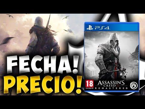 FECHA y PRECIO de Assassin's Creed 3 REMASTERED listadas!! - RAFITI thumbnail