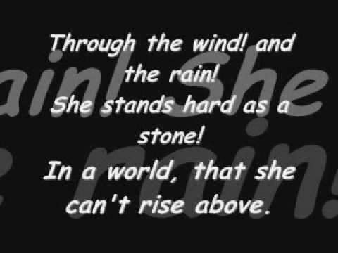 concrete angel (karaoke)   W/lyrics