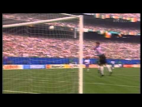 Ireland 1-0 Italy At USA 94 | Soccer Republic