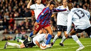 Unviable Skills by Football Legends ● Ronaldinho, Ronaldo, Zidane and more