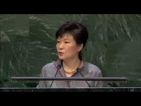 République de Corée - Débat 2014 de l'Assemblée générale de l'ONU