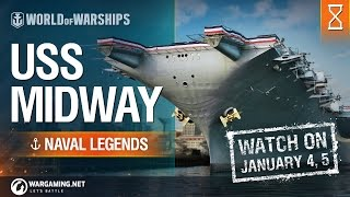 [Naval Legends] USS Midway Videos Coming Soon!
