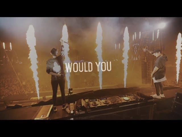 Audien & 3LAU - Hot Water (Official Video)